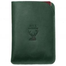 Чехол на паспорт Gamma зеленый