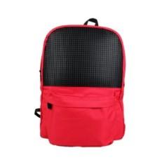 Школьный пиксельный рюкзак WY-A013