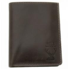 Кожаный бумажник Betta коричневый