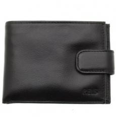 Кожаное портмоне Rooney черное