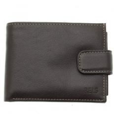 Кожаное портмоне Rooney коричневое