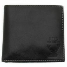 Мужской кошелек Fargo черный