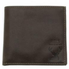 Мужской кошелек Fargo коричневый