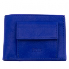 Карманный кошелек Sonata синий