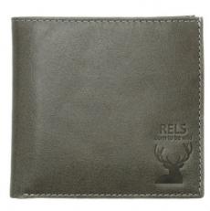 Мужской кошелек Fargo серый