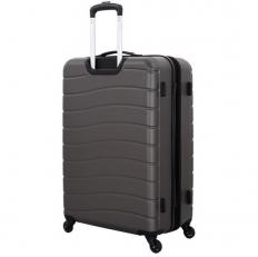 Большой пластиковый чемодан Alverstone фото-2