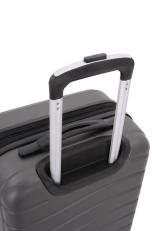 Пластиковый чемодан на колесах Alverstone фото-2