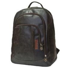 Классический большой рюкзак Марсано коричневый