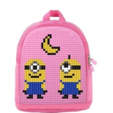Розовый мини рюкзак для девочек WY-A012