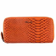 Кошелек на молнии Barkli 00031-A311 orange
