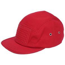 Бейсболка пиксельная красная NH002 M
