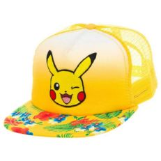 Бейсболка для детей Pokemon Pikachu Trucker Snapback