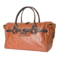 Кожаная дорожно-спортивная сумка Адамелло