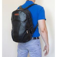 Рюкзак повседневный мужской Наваццо черный