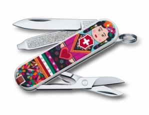 Нож-брелок VICTORINOX Classic 0.6223.L1602