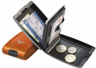 Алюминиевый кошелек Tru Virtu Oyster 14.10.1.0001.15