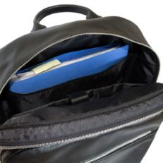 Рюкзак для ноутбука Монферрато черный фото-2