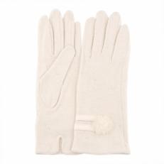 Перчатки шерстяные 27_111_142_1109 Белые