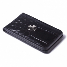 Зажим для денег Narvin 9112 N.Aligro Black