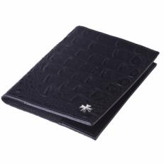 Обложка на паспорт  Narvin 9161 N.Bambino Black