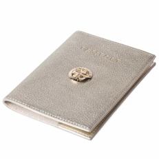 Обложка на паспорт  Narvin 9161 N.Polo Gold