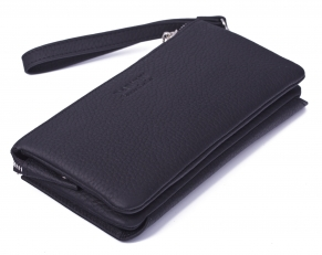 Портмоне-клатч 9243 N.Polo Black фото-2