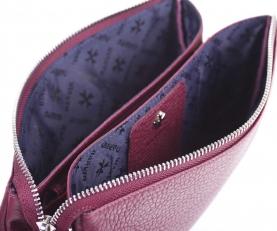 Кошелек-сумочка 9434 N.Polo Bordo фото-2