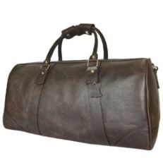 Кожаная спортивная мужская сумка Галлинаро