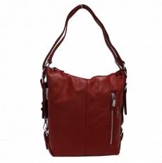 Женская сумка 9567 maroon