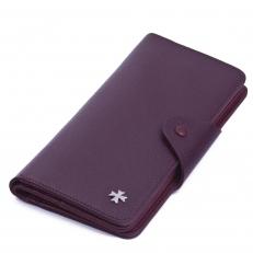 Женское портмоне Narvin 9650 N.Polo Blackberry
