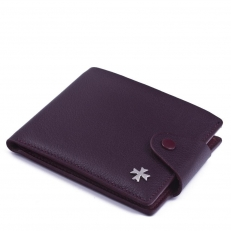 Портмоне женское Narvin 9651 N.Polo Blackberry