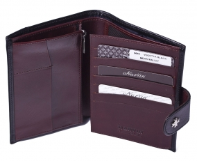Бумажник 9663 N.Vegetta Black фото-2