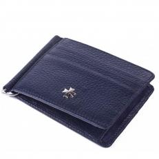 Зажим для денег Narvin 9670 N.Polo D.Blue
