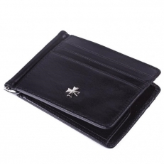 Зажим для денег Narvin 9670 N.Vegetta Black
