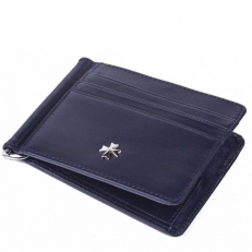 Зажим для денег Narvin 9670 N.Vegetta D.Blue