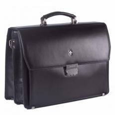 Эксклюзивный портфель Vasheron 9737 Vegetta Black