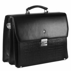 Эксклюзивный портфель Vasheron 9737 V.Black Aligro