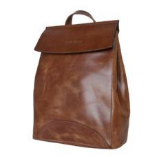 Сумка-рюкзак женская Антессио коричневая