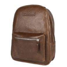 Женский рюкзак Анцолла темно-терракотовый