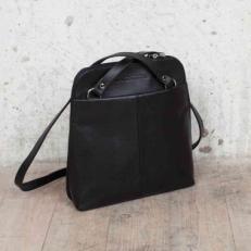 Женский рюкзак-трансформер Eden Black фото-2