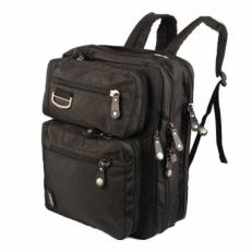 Сумка-рюкзак 356 черная