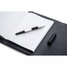 Серебряная ручка роллер с поворотным механизмом R015106 фото-2