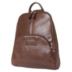 Рюкзак женский городской Эстенс коричневый