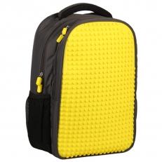 Желтый пиксельный рюкзак WY-A009