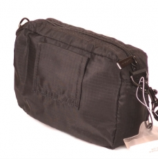 Поясная сумка 0140042-01 черная фото-2