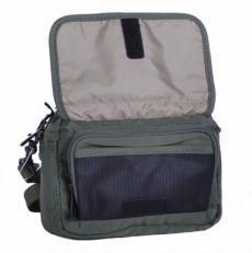 Поясная сумка 0140042-04 хаки фото-2