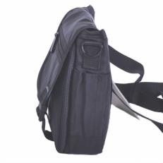 Спортивная сумка 0140044-01 черная фото-2