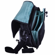 Спортивная сумка 0140046-01 черная фото-2