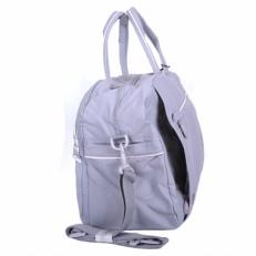 Дорожная сумка 40314-09 серая фото-2