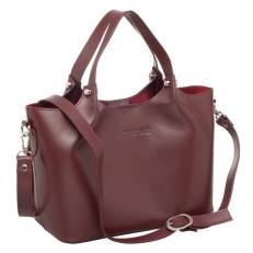 Женская сумка Arley бордовая